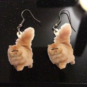 Best Cat earrings ever